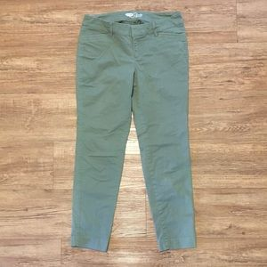 Women's The Pixie Chinos - Olive Green